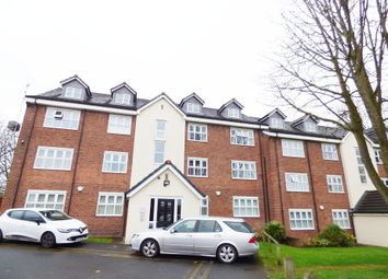 Thumbnail 2 bed flat for sale in Hall Lane, Wythenshawe, Manchester