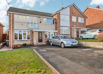 Thumbnail 4 bed semi-detached house for sale in Longleat, Great Barr