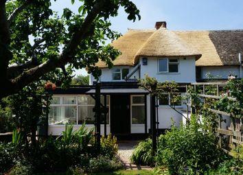 Thumbnail 3 bed cottage for sale in Sampford Brett, Taunton