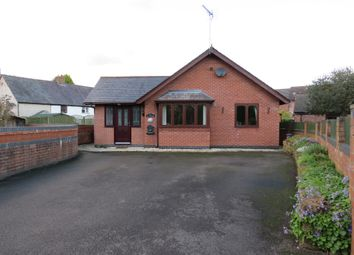 Thumbnail 3 bed detached bungalow for sale in Birch Heath Road, Tarporley