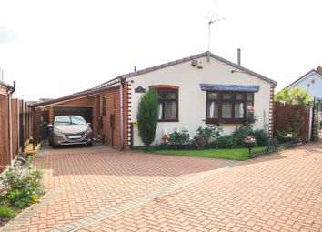 Thumbnail 2 bed detached bungalow for sale in Crabgate Lane, Skellow, Doncaster