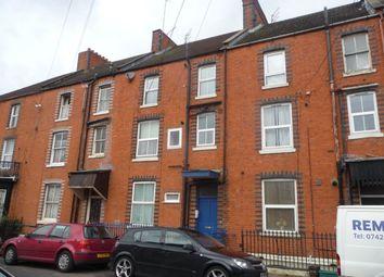 Thumbnail 1 bedroom flat to rent in Watkin Terrace, Northampton