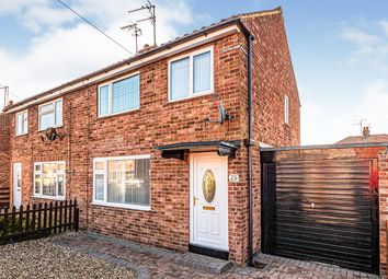 Thumbnail 3 bed semi-detached house for sale in Wentworth Road, Bridlington, East Yorkshire