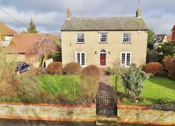 Thumbnail 6 bed farmhouse for sale in Winwick Hill, Hamerton Road, Winwick, Huntingdon