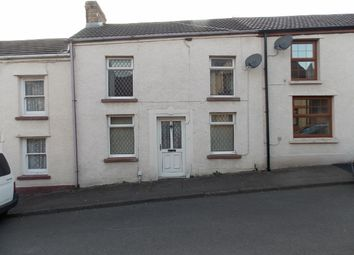 Thumbnail 3 bed terraced house for sale in Long Row, Llanelli