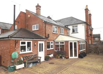 Thumbnail 4 bed semi-detached house for sale in Gladstone Street, Kibworth Beauchamp, Leicester, Leicestershire