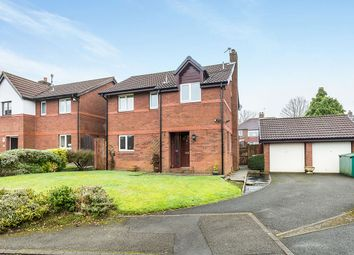 Thumbnail 4 bed detached house for sale in Epsom Croft, Anderton, Chorley, Lancashire