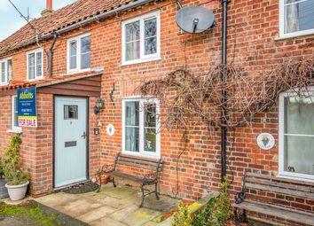 Thumbnail 2 bed terraced house for sale in Stanhoe, King's Lynn, Norfolk