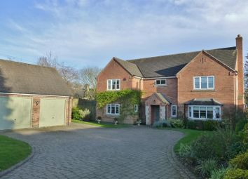 Thumbnail 4 bed detached house for sale in Manor Lane, Langham, Oakham