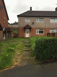 Thumbnail 3 bed terraced house to rent in Lancaster Avenue, Dawley, Telford