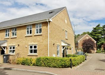 Thumbnail 3 bed end terrace house for sale in Radzan Close, Bexley Park, Dartford