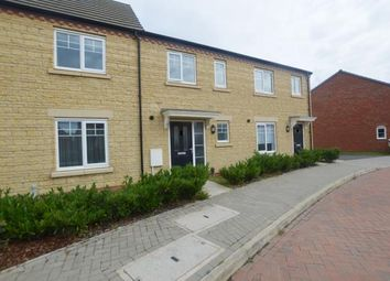 Thumbnail 2 bedroom terraced house for sale in Hawker Way, Northampton, Northamptonshire