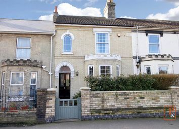 4 bed terraced house for sale in Norwich Road, Ipswich IP1