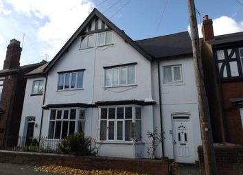 Thumbnail 4 bed semi-detached house for sale in Thompson Street, Willenhall, West Midlands