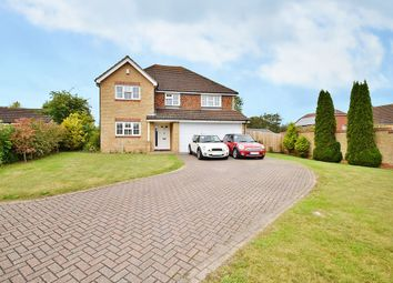Thumbnail 5 bed detached house to rent in Hoads Wood Gardens, Ashford