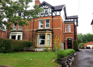 Thumbnail 2 bed flat for sale in Battenhall Road, Worcester