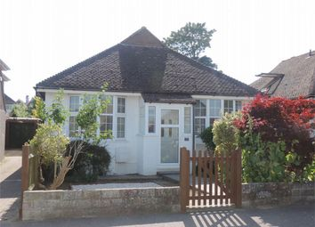Thumbnail 2 bed detached bungalow for sale in Hillcrest Avenue, Bexhill On Sea, East Sussex