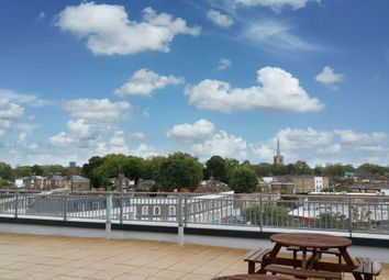 Thumbnail 3 bed flat for sale in Cresset Road, London