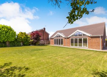 Thumbnail 4 bed detached bungalow for sale in Washdyke Lane, Leasingham, Sleaford