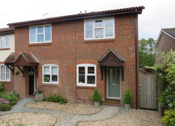 Thumbnail 2 bedroom end terrace house for sale in Clover Way, Romsey