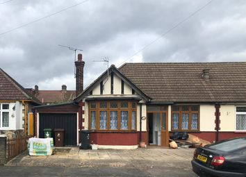 Thumbnail 3 bed semi-detached bungalow to rent in Tolworth Gardens, Romford