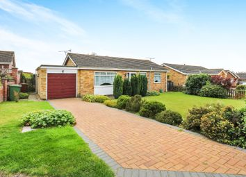 Thumbnail 2 bed detached bungalow for sale in Ollands Road, Attleborough