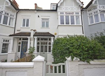 Thumbnail 3 bed flat to rent in Kingscliffe Gardens, London