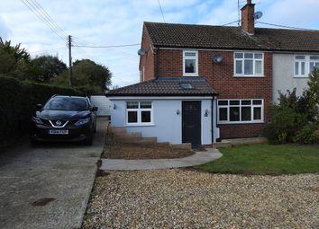 Thumbnail 3 bedroom end terrace house for sale in Beaumont Cottages, Kelsale, Saxmundham, Suffolk