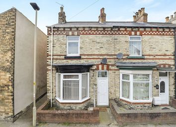 Thumbnail 2 bed terraced house to rent in West Park Terrace, Falsgrave Road, Scarborough