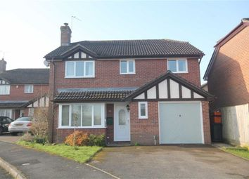 Thumbnail 4 bedroom detached house for sale in Saddleback Road, Ramleaze, Swindon