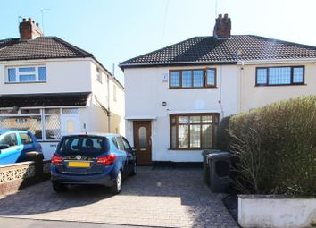 Thumbnail 3 bedroom semi-detached house for sale in Ringwood Road, Wolverhampton, West Midlands