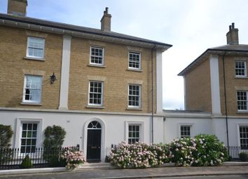 Thumbnail 4 bed semi-detached house for sale in Woodlands Crescent, Poundbury, Dorchester