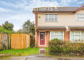 2 bed semi-detached house to rent in Sunderland Close, Woodley, Reading RG5