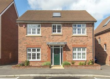 Thumbnail 4 bed detached house for sale in Tinding Drive, Bristol