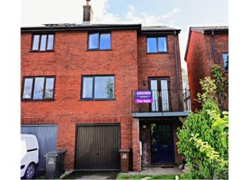 Thumbnail 4 bed town house for sale in Borough Park Road, Totnes