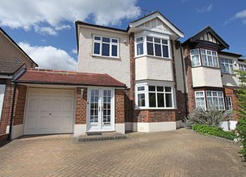 Thumbnail 3 bed semi-detached house for sale in Broxbourne Avenue, South Woodford