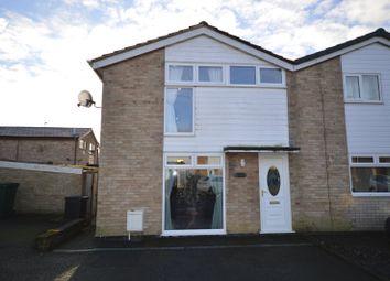 3 bed semi-detached house for sale in Clamp Drive, Swadlincote, Derbyshire DE11