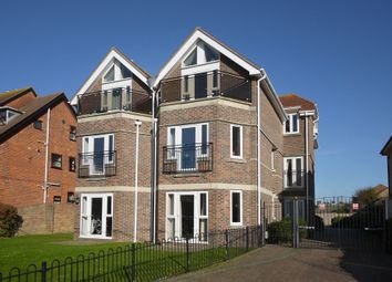 Thumbnail 3 bed flat for sale in Janine Court, Keyhaven Road, Milford On Sea, Lymington, Hampshire
