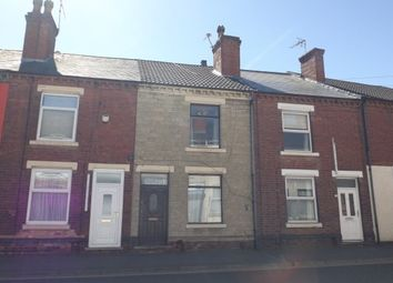 Thumbnail 3 bed terraced house to rent in Watnall Road, Nottingham
