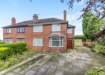 Thumbnail 3 bed semi-detached house for sale in Fenpark Road, Fenton, Stoke-On-Trent
