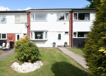 Thumbnail 3 bed terraced house for sale in Willow Avenue, Cheadle Hulme, Cheshire
