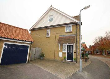 Thumbnail 4 bed semi-detached house for sale in Bramble Tye, Laindon, Basildon