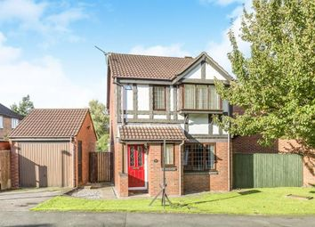 Thumbnail 3 bed detached house for sale in Brantwood Drive, Leyland