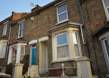 Thumbnail 3 bed terraced house to rent in Onslow Road, Rochester