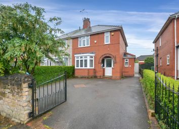 Thumbnail 3 bed semi-detached house for sale in Chesterfield Road North, Mansfield
