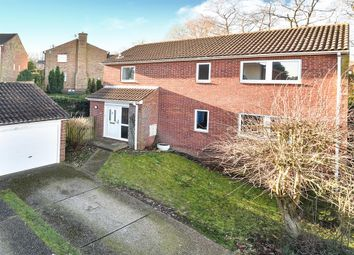 Thumbnail 4 bedroom detached house for sale in Hurst Hill, Walderslade, Chatham