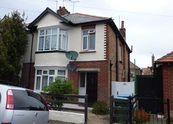Thumbnail 1 bed flat for sale in Cavendish Road, Bognor Regis