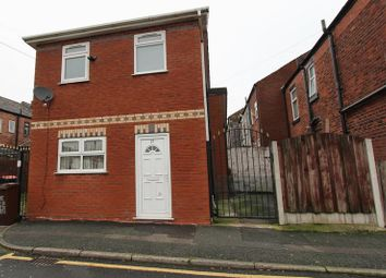 Thumbnail 1 bed maisonette for sale in Wardley Street, Swinton, Manchester
