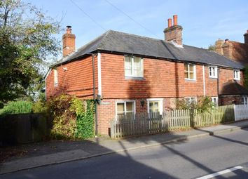 Thumbnail 3 bed semi-detached house for sale in Hillside Cottages, High Street, Burwash, Etchingham