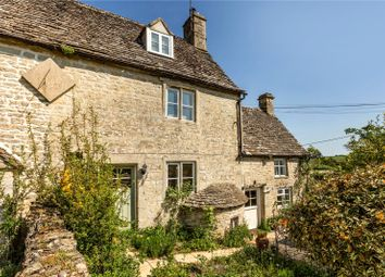 Thumbnail 3 bed semi-detached house for sale in Arlington, Bibury, Cirencester, Gloucestershire